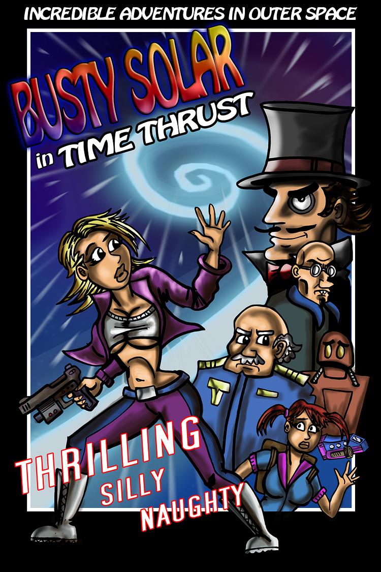 CHAPTER 3 - Time Thrust
